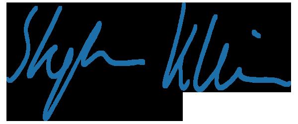 Unerschrift