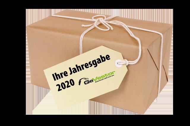 GeVestor Neujahrs-Geschenkpaket